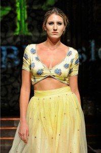 Rutu Bhonsle at New York Fashion Week 2017 15