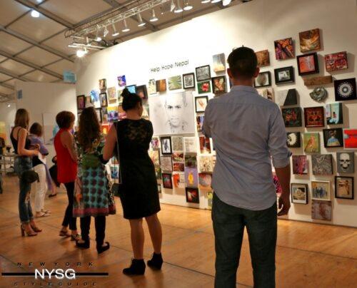 Spectrum Miami Art Show in Pictures 1