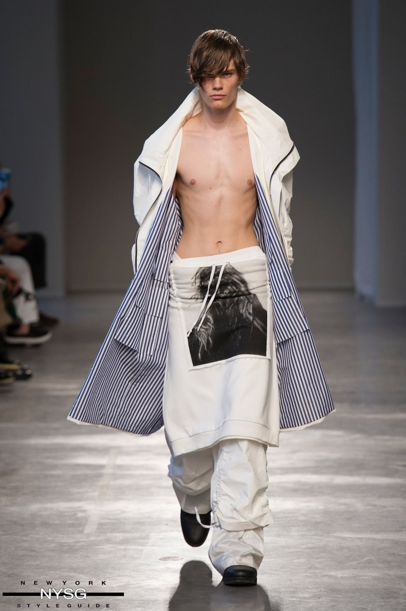STRATEAS CARLUCCI SPRING / SUMMER 2017 COLLECTION 1