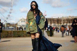 Street Fashion Paris AW16 Part 3 13