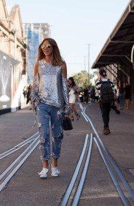Street Style - from Fashion Week Australia 17 49