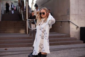 Street Style - from Fashion Week Australia 17 45