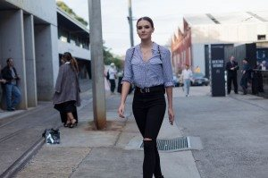 Street Style - from Fashion Week Australia 17 27