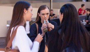 Street Style - from Fashion Week Australia 17 3