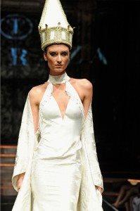 Temraza at Art Hearts Fashion NYFW 13