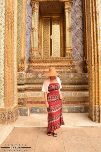 The Famous Grand Palace in Bangkok Thailand 23