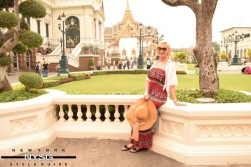 The Famous Grand Palace in Bangkok Thailand 3