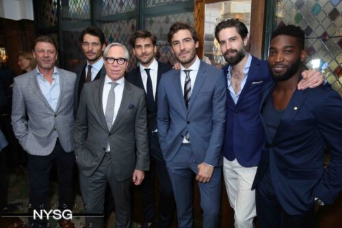 Tommy Hilfiger London Mens Collection SS 2016 3