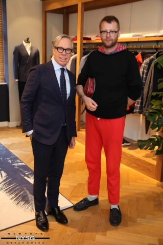 Tommy Hilfiger London Mens Collection SS 2016 27