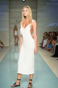 Tori Praver Runway Show at Funkshion Fashion Week Swim 25