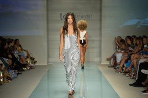 Tori Praver Runway Show at Funkshion Fashion Week Swim 7
