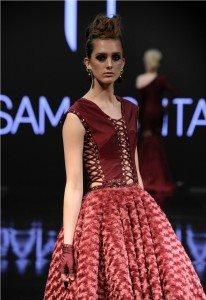 Usama Ishtay at Art Hearts Fashion Los Angeles Fashion Week FW/17 3