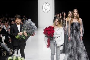 Valentin Yudashkin opened the Moscow Fashion Week presented the ready-to-wear Fall/Winter 2017-2018 1