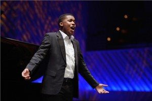 Youngarts Foundation Finalists Participate in National YoungArts Week 11