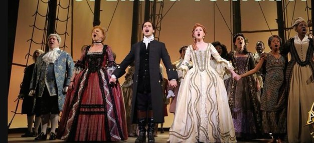 When Josh Young very quietly and so, so sweetly begins singing Amazing Grace at the end of that musical, it wipes out the memory of all the new power ballads that preceded it, and causes the audience to stand up and cheer and cry.
