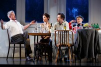 Richard Roxburgh, Jacqueline McKenzie (Sophia), Chris Ryan (Sergei), Eamon Farren (Kirrill)