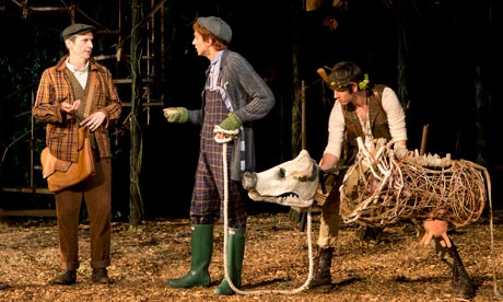 Into the Woods, Public Theater
