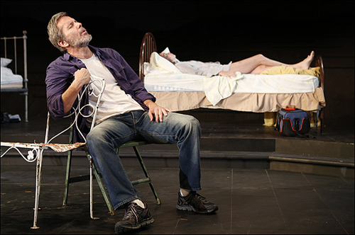 Heartless by Sam Shepard opens at Signature Theatre starring Gary Cole and Julianne Nicholson