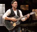 Steve Kazee of Once the Musical
