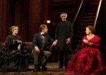 The Heiress: Judith Ivey, Dan Stevens, David Strathairn, Jessica Chastain