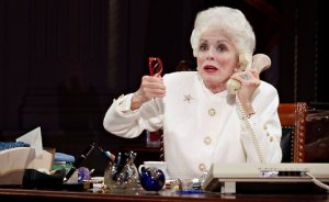 "Holland Taylor as Ann Richards in ""Ann"""