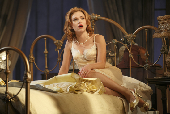 Cat on a Hot Tin Roof Richard Rodgers Theatre