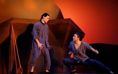 The Dance and the Railroad<br />The Pershing Square Signature Center/Alice Griffin Jewel Box Theatre