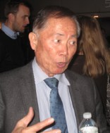 George Takei in Allegiance on Broadway