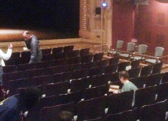 theaterduringFeb8blizzard