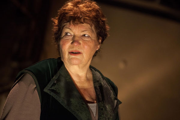 Tina Packer in Women of Will (Shakespeare)