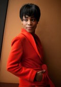 """Valisia LeKae is portraying Diana Ross this season in """"Motown The Musical"""""""