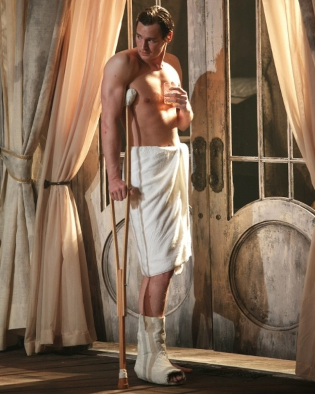 Benjamin Walker, Cat On A Hot Tin Roof