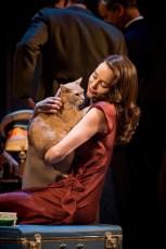 """Emilia Clarke with """"Cat"""""""