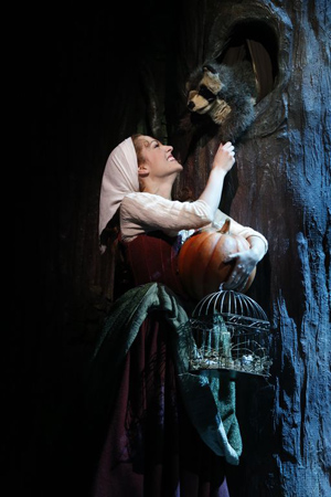 Laura Osnes as Cinderella