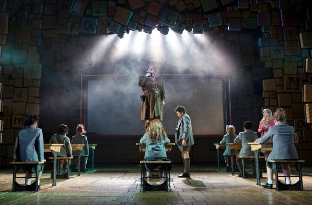 Matilda Sam S. Shubert Theatre
