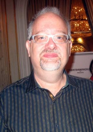 Playwright Doug Wright