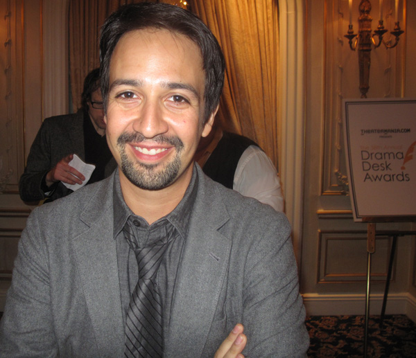 Lin-Manuel Miranda Bring It On