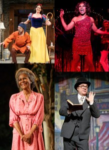 Vanya and Sonia, best Broadway play, Kinky Boots, best Broadway musical, best actress Cicely Tyson, best ator, Nathan Lane