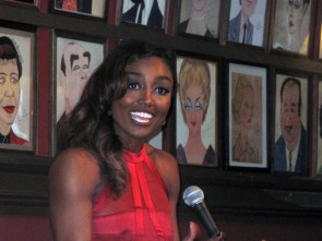 Leading actress Patina Miller in Pippin