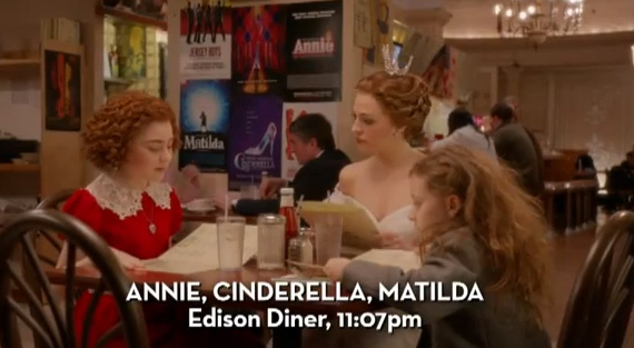 TV commercial for 2013 Tony Awards Broadcast