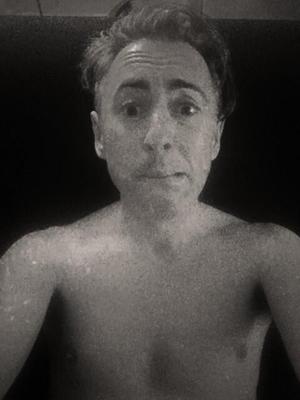 "Alan Cumming self-portrait. See ""15"" below for explanation."