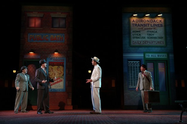 The Comedy of Errors 10 Public Theater/Delacorte Theater