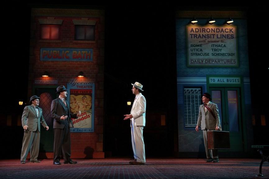 The Comedy of Errors 10 Public Theater/Delacorte Theater