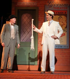 "Jesse Tyler Ferguson and Hamish Linklater in ""The Comedy of Errors"" in Central Park"