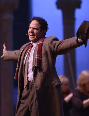 "Santino Fontana in ""She Loves Me"" at Caramoor Festival"