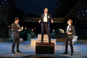 Love's Labour's Lost Public Theater/Delacorte Theater