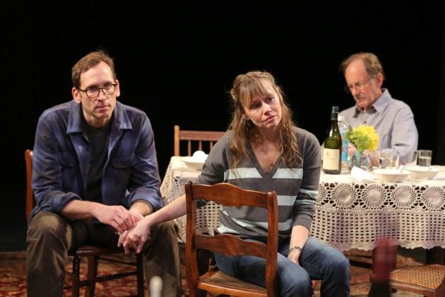 Stephen Kunken, Sally Murphy, and Jon DeVries