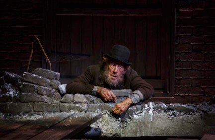 Waiting for Godot Cort Theatre