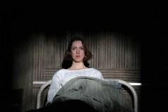 Rebecca Hall as Helen, hospitalized, in Machinal