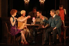 Ashley Bell, Rebecca Hall, Morgan Spector, Damian Baldet, Daniel Pearce, Scott Drummond in Machinal